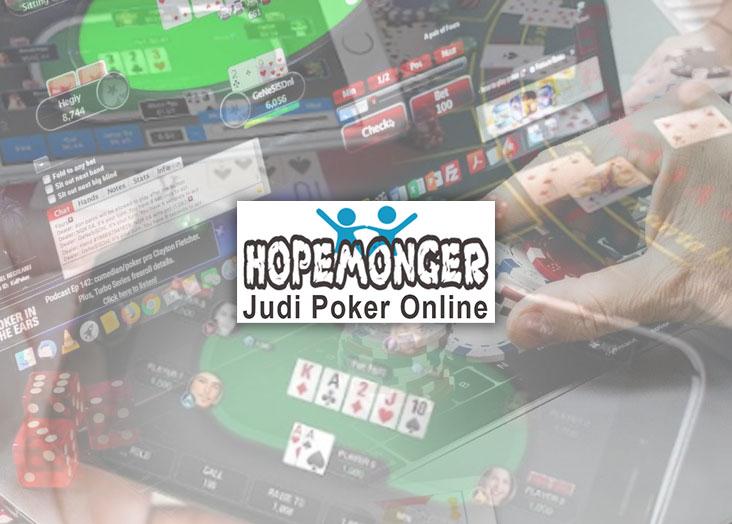 Situs Poker Online Dengan Fasilitas Lengkap - Judi Poker Online